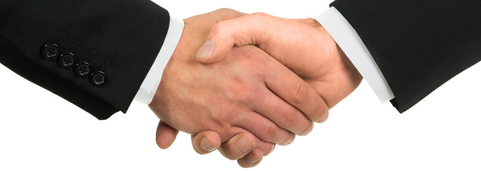 Fire Alarms Handshake Image